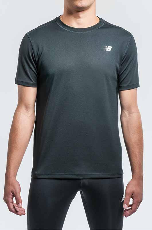 Image of man wearing athletic top